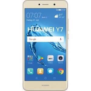 Huawei Y7 16GB Dual Sim Gold + card de memorie 32GB cadou