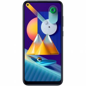 Samsung Galaxy M11 64GB 4GB RAM Dual Sim Black