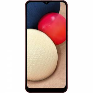 Samsung Galaxy A02s 64GB 4GB RAM Dual Sim Red